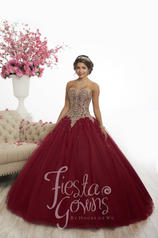 56341 Fiesta Quinceanera Ball Gowns
