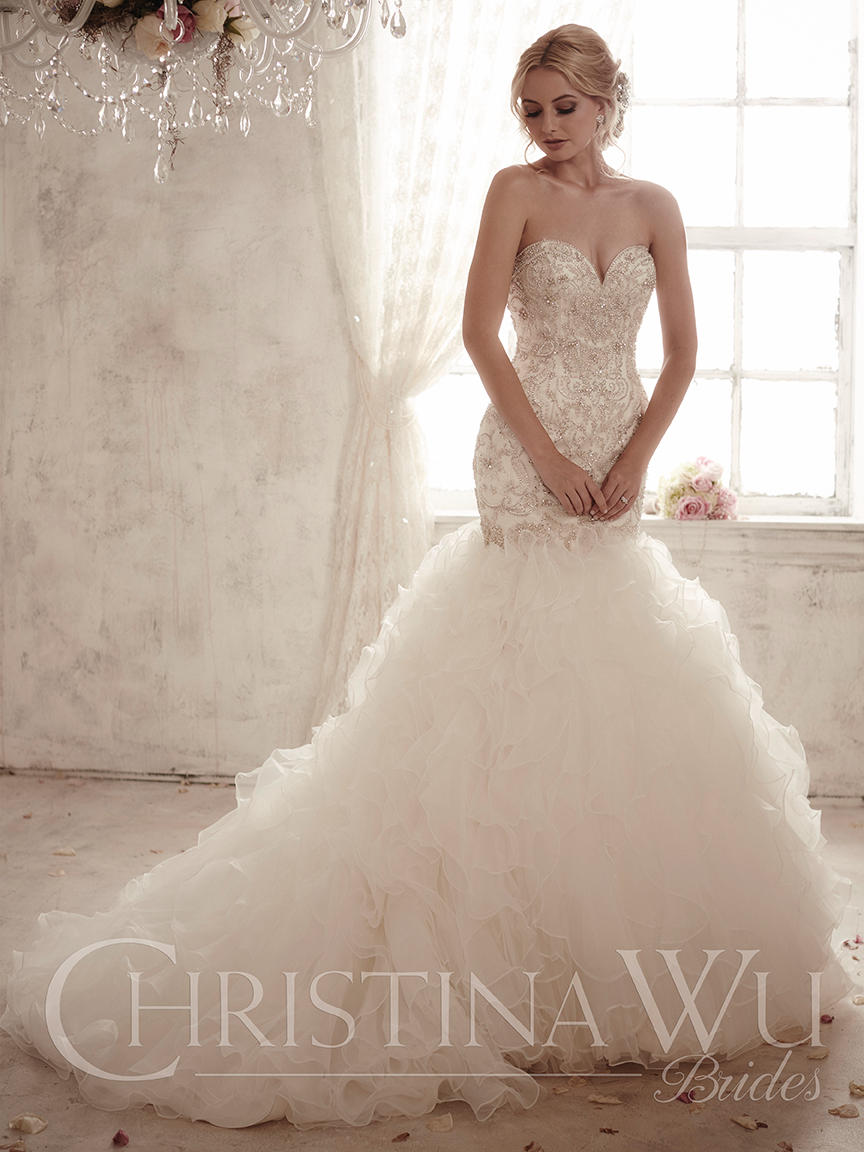 Christina Wu Bridal 15589 Christina Wu Bride Collection Minerva\'s ...