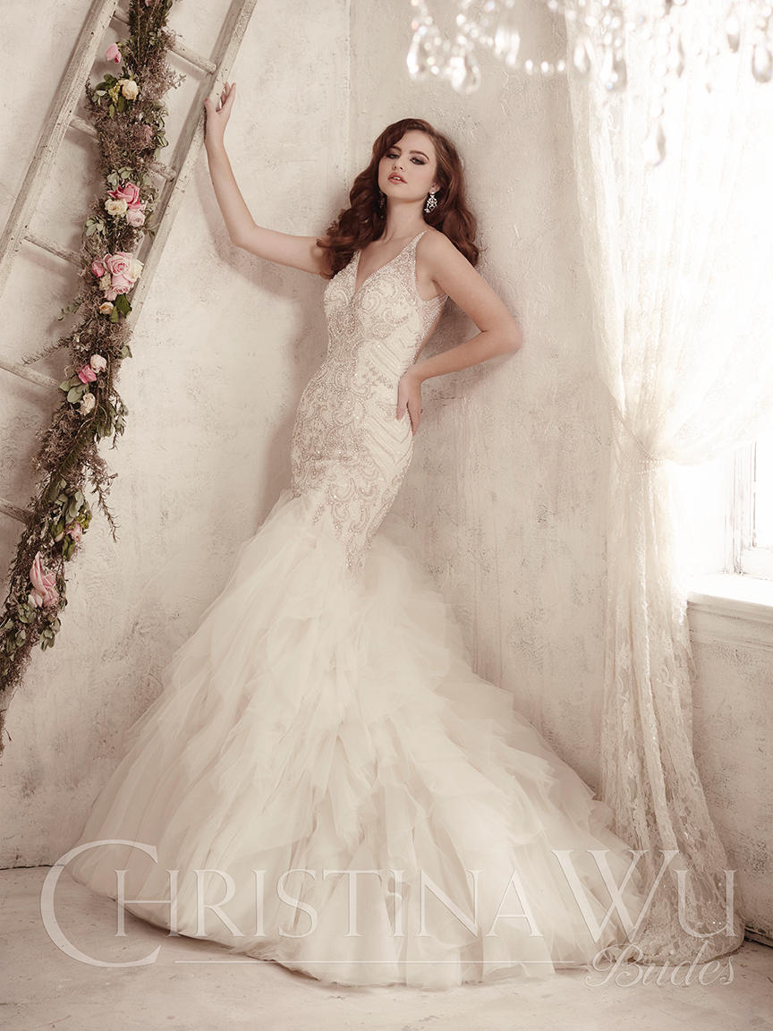 Christina Wu Bridal 15603 Christina Wu Bridal Collection Welcome to ...