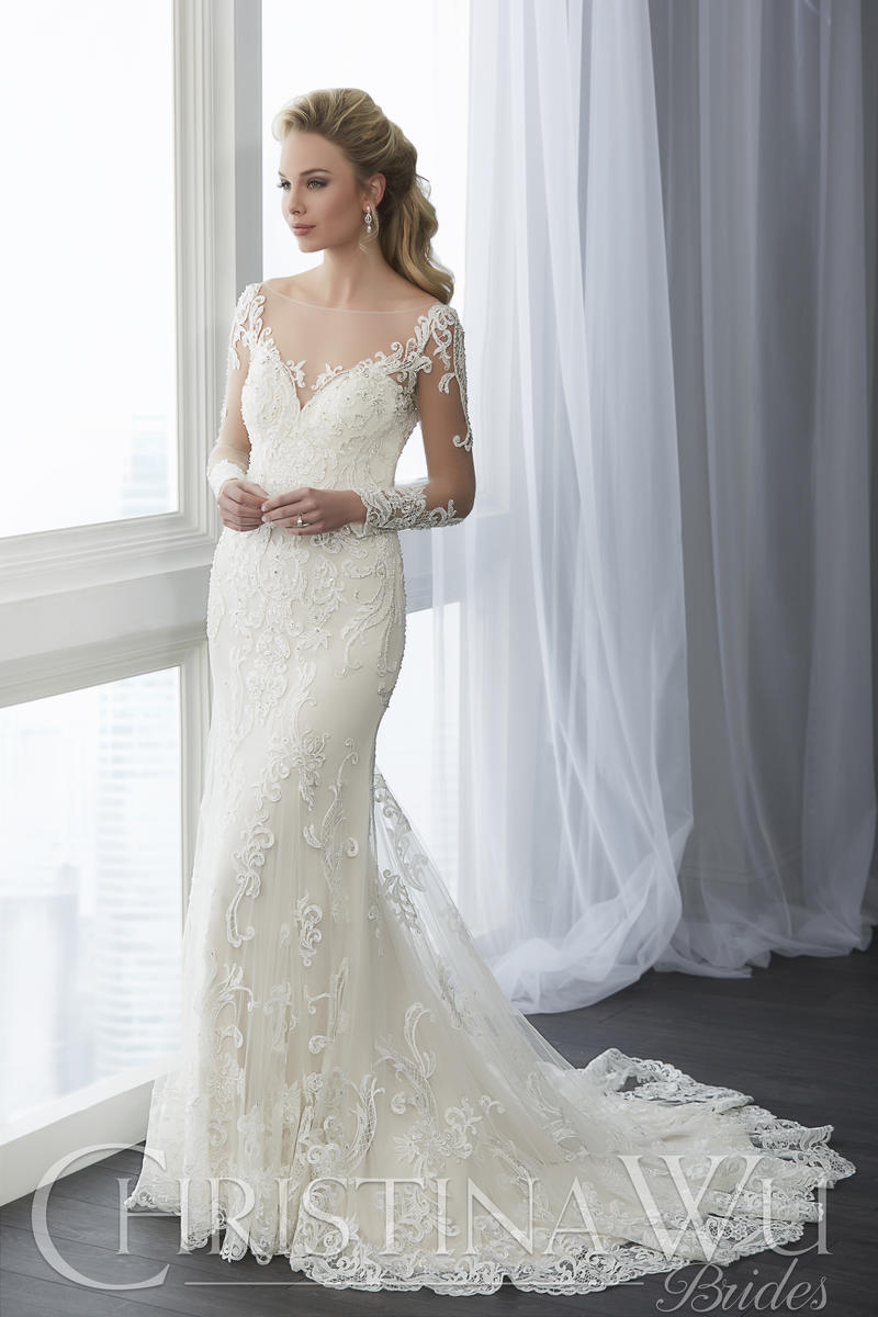 Christina Wu Bridal 15639 Christina Wu Bridal Collection Bells ...