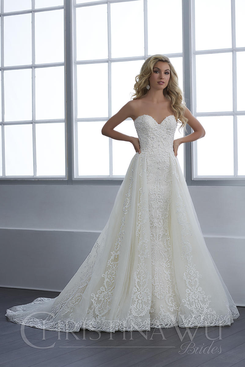Christina Wu Bridal 15649 Christina Wu Bridal Collection Bells ...