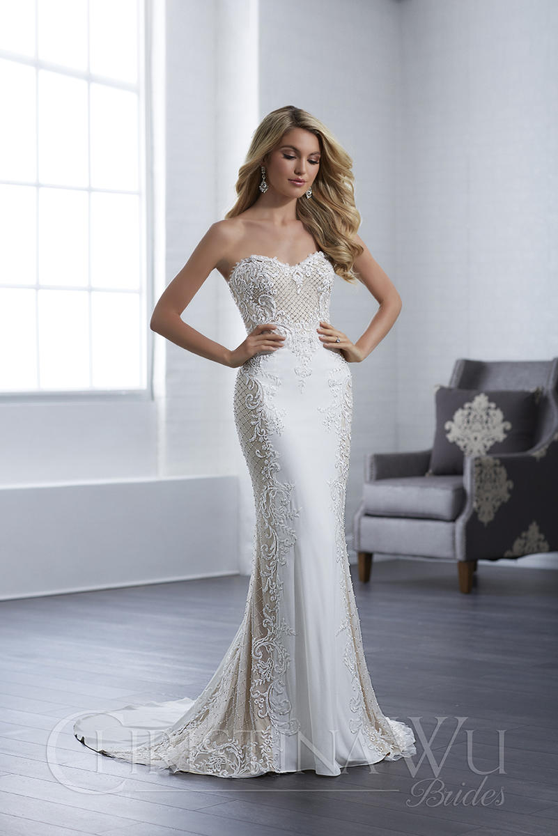 Christina Wu Bridal 15654 Christina Wu Bridal Collection Bells ...