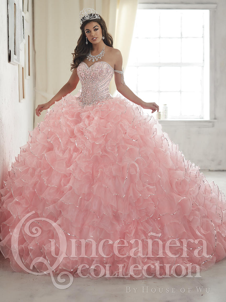 9168f79f7eb Quinceanera Collection 26845 Quinceanera by House of Wu Mimi s ...