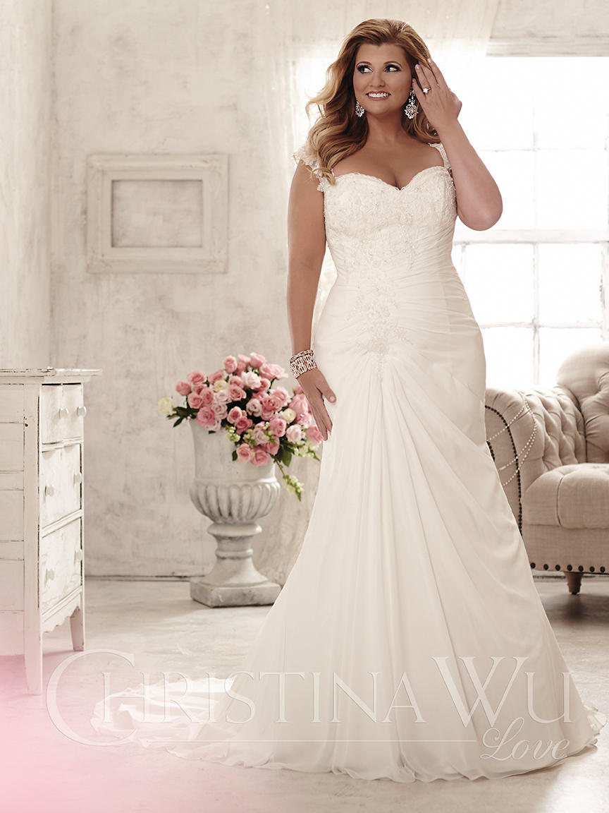Christina Wu Love Bridal 29261 Christina Wu Love Reflections Bridal ...