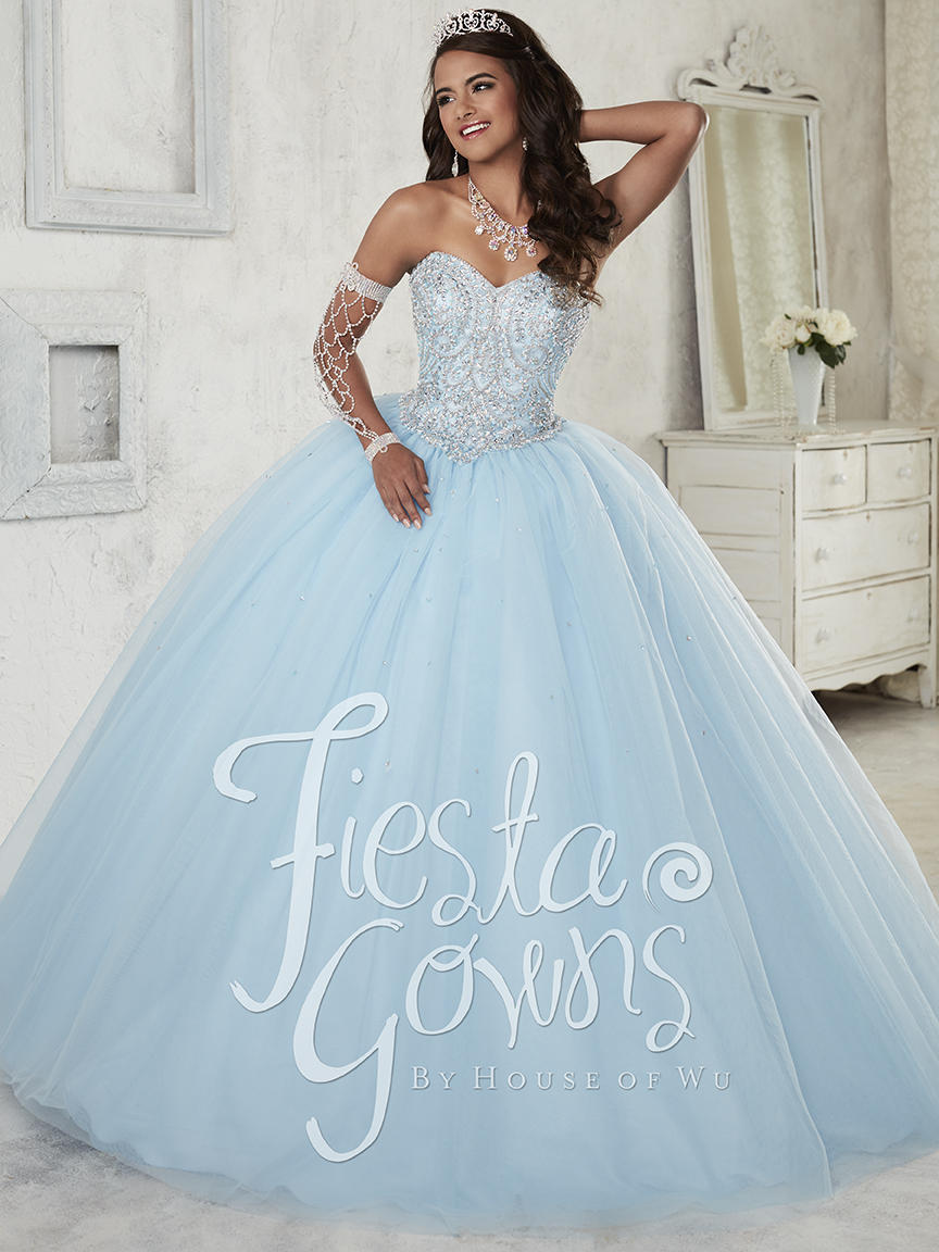 Fiesta Quinceanera Dresses for 2016 in Orlando - So Sweet Boutique ...