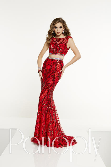 Panoply Evening Gown 14861