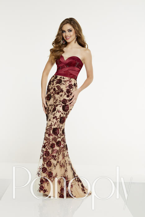 Panoply Evening Gown 14884
