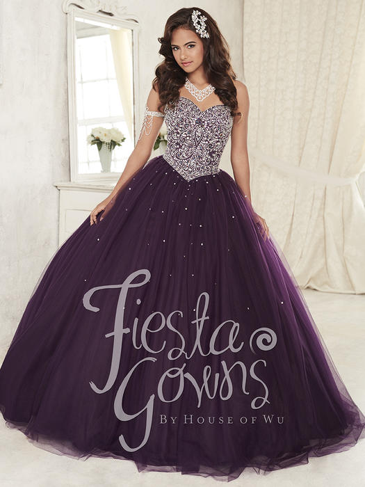 Fiesta Quinceañera Ball Gowns