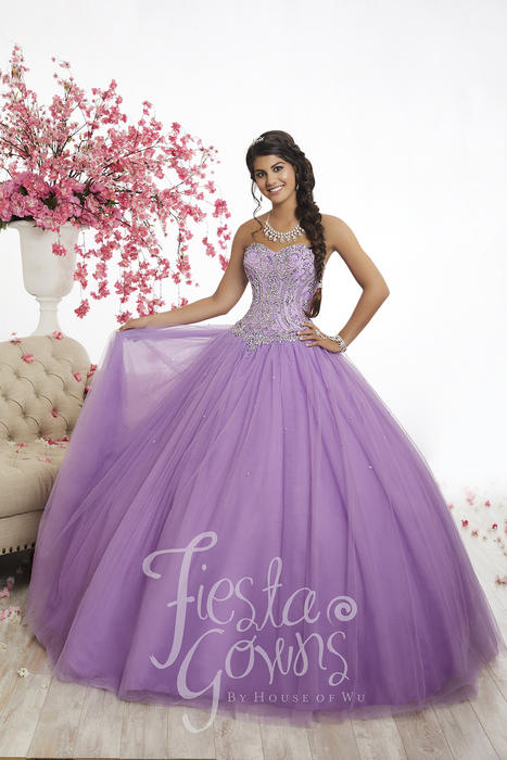 1f060585fb0 Shop all beautiful Quinceañera dresses Fiesta Quinceanera 56343 2019 Prom  Dresses