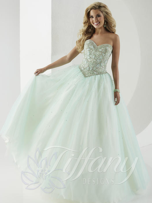 Tiffany Presentation Gowns