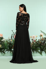 31162 Black/Nude back