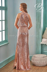 B203015 Copper Rose back