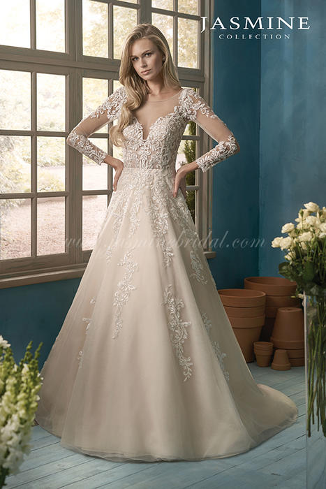 Jasmine bridal blossoms bridal formal dress store f191064 jasmine bridal collection junglespirit Gallery