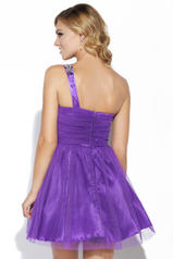 X85P6301 Purple/Crystal back