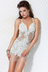 14338 White/Nude front