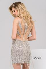 41058 Nude/Silver back