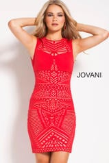 41795 Jovani Short & Cocktail