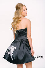 42872 Black/White back