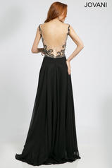 98547 Black/Nude back