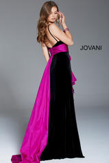 60319 Black/Purple back