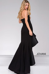 JVN46289 Black/White back