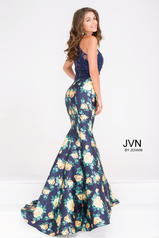 JVN47610 Navy/Multi back