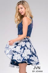 JVN47032 Blue/Print back