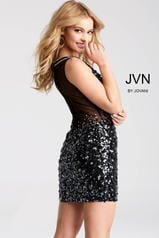 JVN32403 Black back