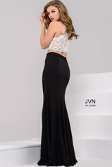 JVN48701 Black/White back