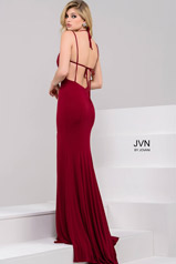 JVN49352 Burgundy back