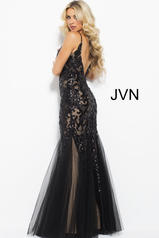 JVN53214 Black/Nude back