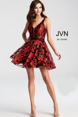 JVN53382 Black/Red front