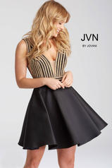 JVN54475 Black/Gold front