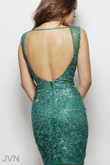 JVN55145 EmeraldNude/Gold back