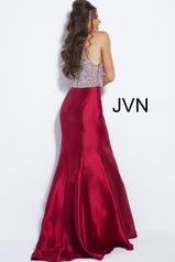 JVN57615 Burgundy back