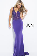 JVN58124 Purple front