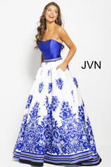 JVN58592 Ivory/Royal front