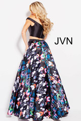 JVN59098 Black/Multi back