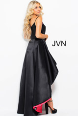 JVN58040 Black/Fuchsia back
