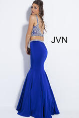 JVN41441 Royal/Silver back