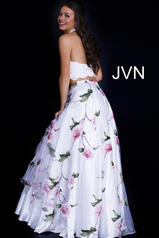 JVN53060 White/Multi back