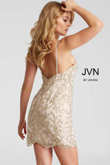 JVN53184 Nude/Gold back