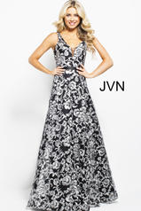 JVN53383 Black/White front