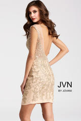 JVN55145 Nude/Gold back