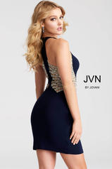 JVN55152 Navy back
