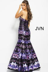 JVN58400 Black/Multi back