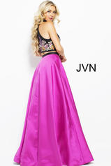 JVN59350 Black/Fuchsia back