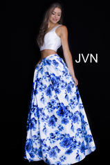 JVN60043 White/Royal front