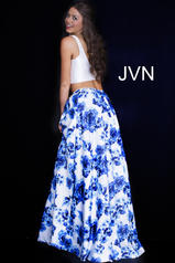 JVN60043 White/Royal back