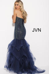 JVN60604 Navy back